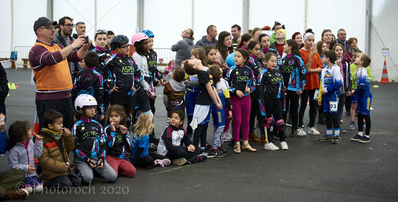 009 Kid's Roller au Villeventus 29 février 2020