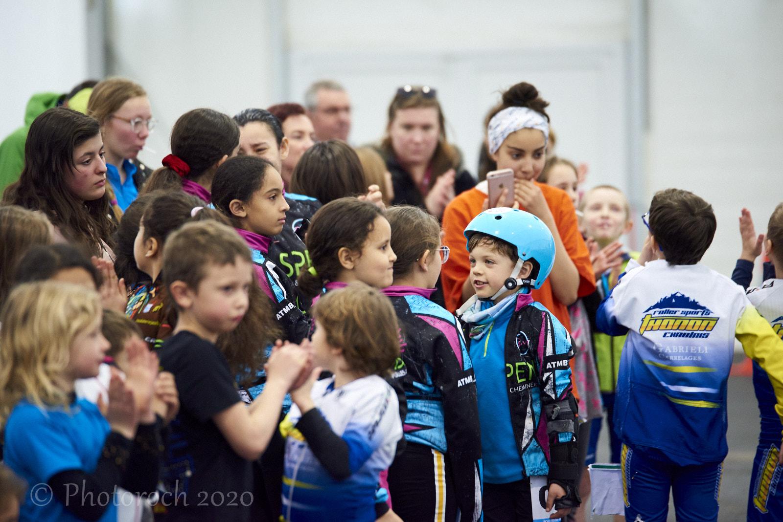 012 Kid's Roller au Villeventus 29 février 2020